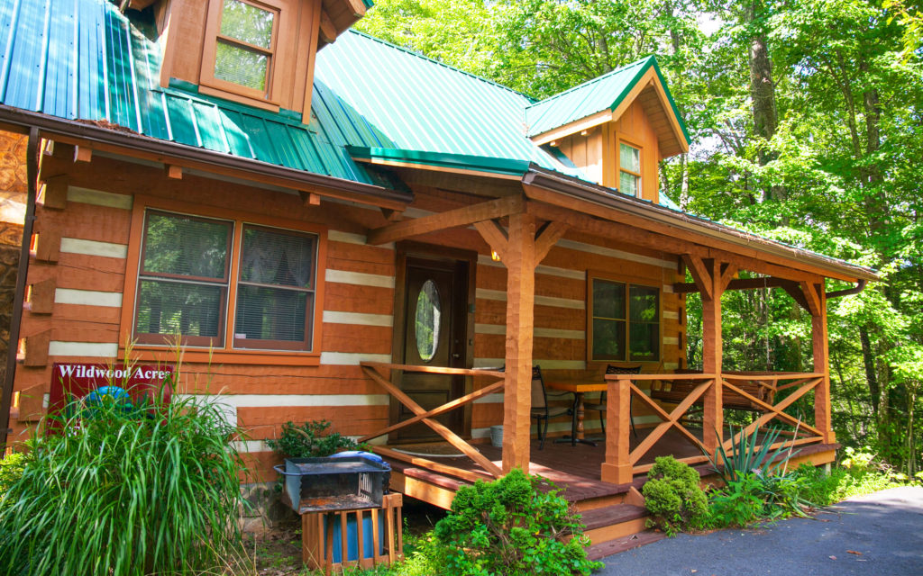 Eagle s nest wildwood mountain smoky mountains for Eagles view cabin sevierville tn